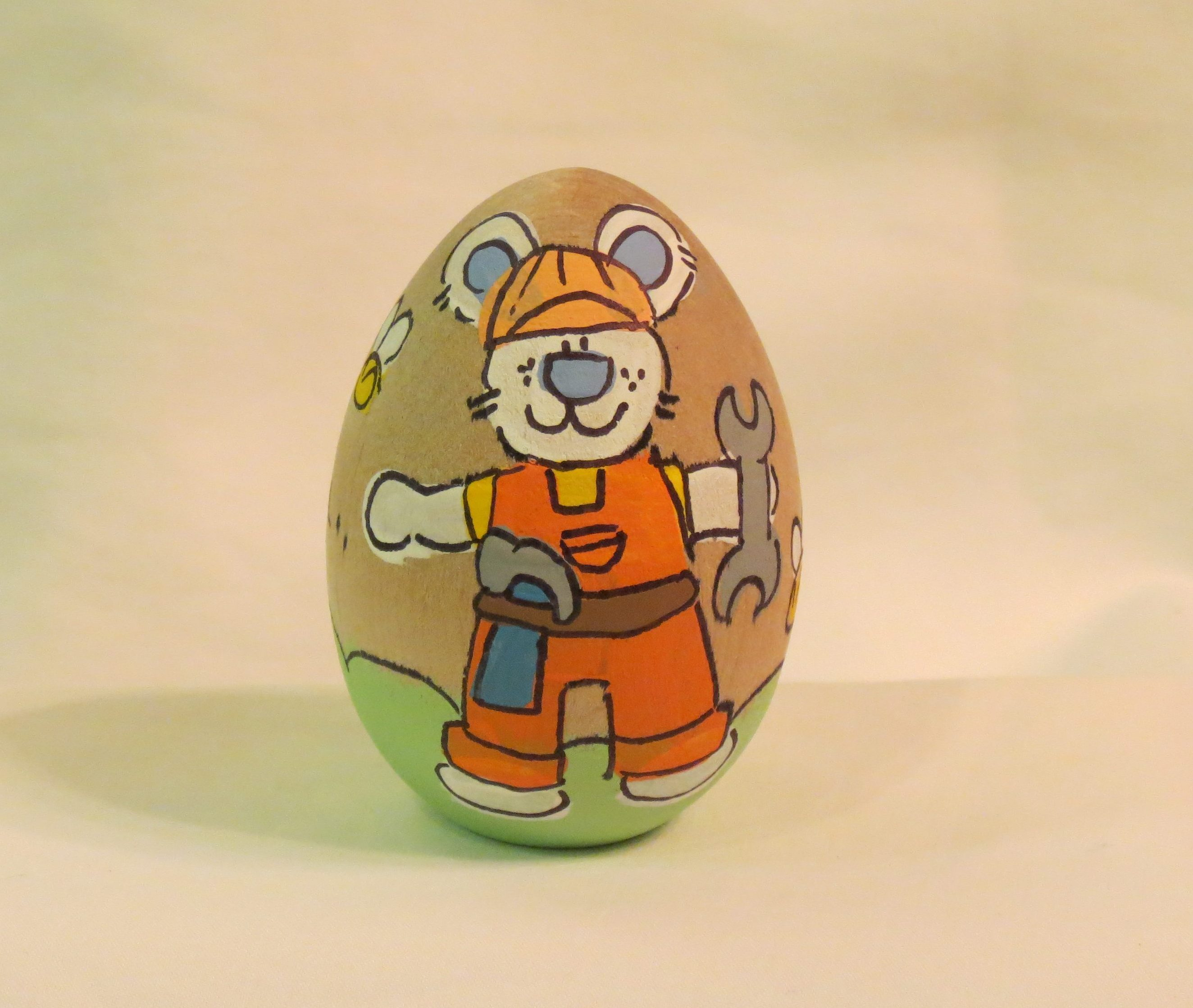 Construction bunny olde tyme commissary for What is the easter bunny s phone number