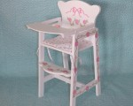 Doll High Chair