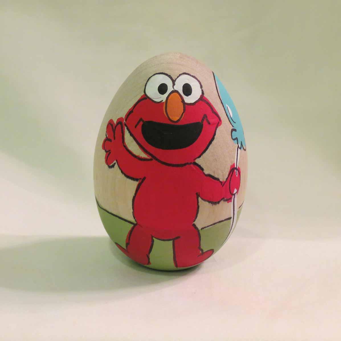 Elmo Egg Ot